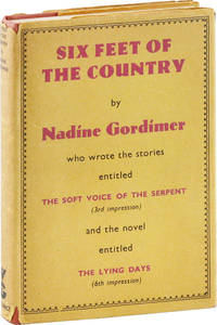 Six Feet of the Country: Short Stories [Signed]