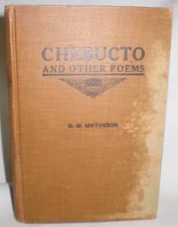 image of Chebucto and Other Poems