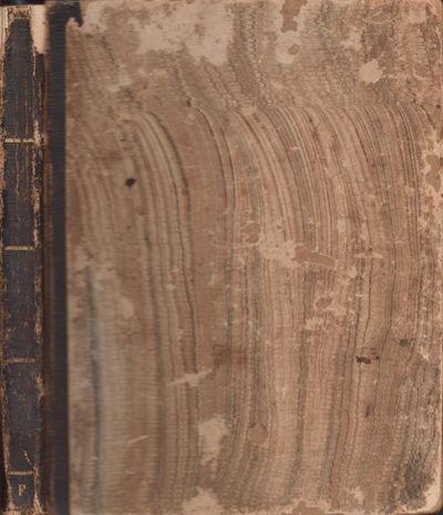 Berks County, Pennsylvania, 1844. Ledger. Good. Ledger. Hardcover. Approx. 8