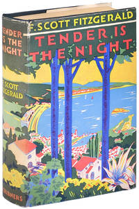 TENDER IS THE NIGHT by  F. Scott Fitzgerald - First Edition - 1934 - from Captain Ahab's Rare Books and Biblio.com