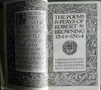 The Poems & Plays Of Robert Browning 1844-1864  (Everyman Library)