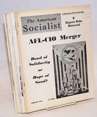 The American Socialist; vol. 3, no. 1, January, 1956 to vol. 3, no. 12.  December 1956