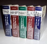 image of Eyewitnesses to the Indian Wars, 1865-1890 (5 volume set);  I. Struggle for Apacheria;  II. Wars for the Pacific Northwest; III. Conquering the Southern Plains; IV. The Long War for the Northern Plains;  V. The Army and the Indian