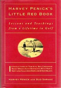 image of Harvey Penick's Little Red Book: Lessons and Teachings from a Lifetime in  Golf