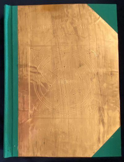 Folio. Anthony D'Offay Gallery, .. white, beige, yellow, peach, blue. pink, red, orange, green, & cr...