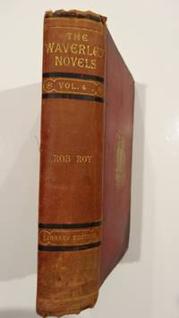Rob Roy by Walter Scott - 1876