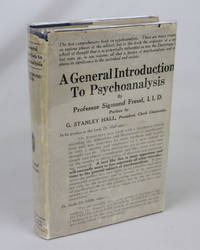 image of A General Introduction to Psychoanalysis (First Edition)
