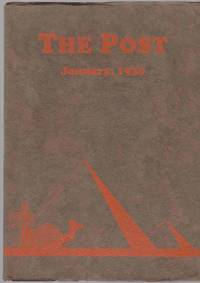 image of THE EGYPTIAN NUMBER OF THE POST PUBLISHED BY THE CLASS OF JANUARY 1930