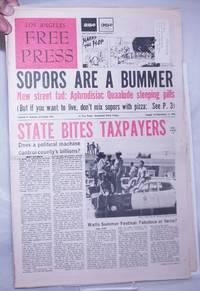 image of Los Angeles Free Press: vol. 9, #34, ( #423) Aug 25-Sep 4, 1972;