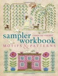 Sampler workbook: motifs and patterns $21. 28 at the book.