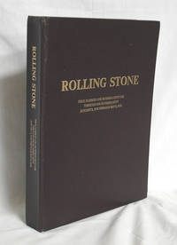 """Rolling Stone (January 3, 1974-May 9, 1974)  William Burroughs and David Bowie Interview; Hunter S. Thompson on the Super Bowl; Tom Wolfe on """"Funky Chic"""",  Michael McClure on Dylan as Poet"""