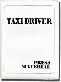 image of Taxi Driver (Original press kit for the 1976 film)