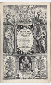 The Herball or Generall Historie of Plantes...Very much Enlarged and Amended by Thomas Johnson