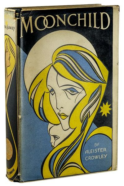 London: Mandrake Press. 1929. A novel by the occultist, which is in part a roman a clef -- with vari...