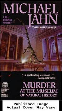 image of Murder At The Museum Of Natural History (Bill Donovan Mysteries)