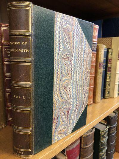 London: John Murray, 1854. First Thus. Hardcover. Octavo, four vols.; VG-; three-quarter bindings of...