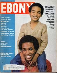 EBONY Magazin: Volume XXXVI, No. 5: March, 1981