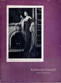KATHARINE CORNELL: Stage Portraits