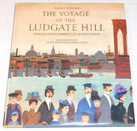image of THE VOYAGE OF THE LUDGATE HILL: Travels with Robert Louis Stevenson. Illustrated by Alice and Martin Provensen.