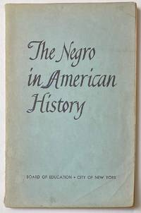image of The Negro in American history