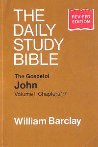 image of Gospel of John: Chapters 1-7 v.1: Chapters 1-7 Vol 1 (Daily Study Bible)