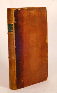 An Analysis of the Laws of England. To Which is Prefixed an Introductory Discourse on the Study of the Law. Third Edition. Eller 219; Lauechli 522 by William Blackstone - Hardcover - 1758 - from Meyer Boswell Books, Inc. (SKU: 79399)