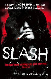 Slash: The Autobiography by Slash - Paperback - from The Saint Bookstore (SKU: A9780007257775)