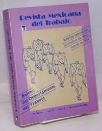 image of Revista Mexicana del Trabajo; 9a. época vol. VI num. 2 abril-junio de 1986