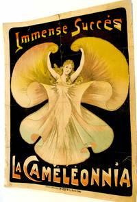 Immense Succés La Caméléonnia. poster for dance