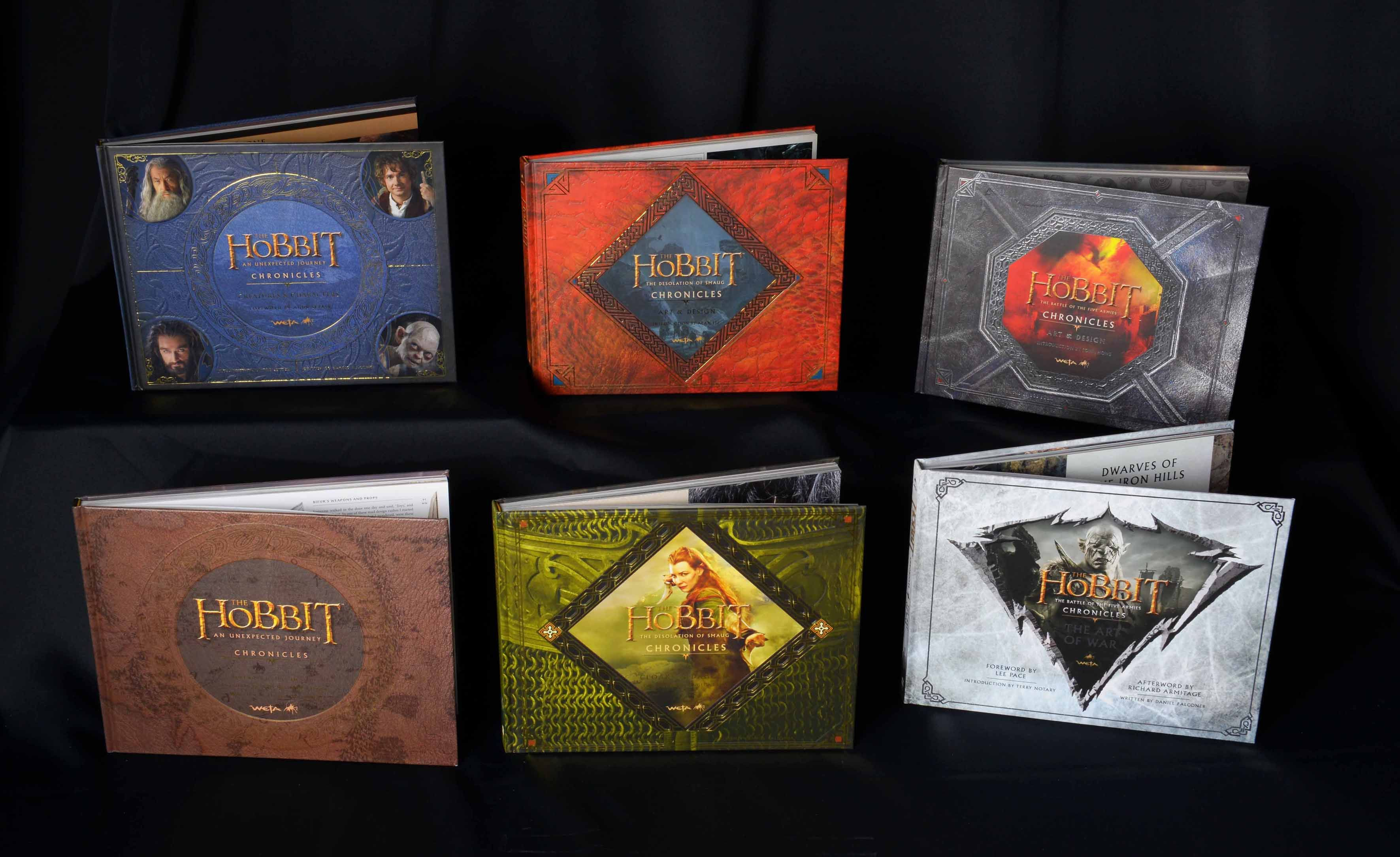 The Hobbit Art Book