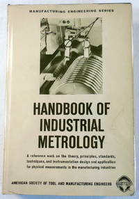 Handbook of Industrial Metrology