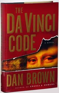 THE DA VINCI CODE by  Dan Brown - First edition - [2003] - from John W. Knott, Jr., Bookseller, ABAA/ILAB (SKU: 9865)