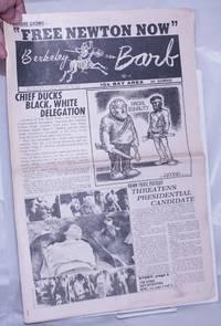 image of Berkeley Barb: vol. 5, #19 (#117) November 10-16, 1967: Free Newton Now