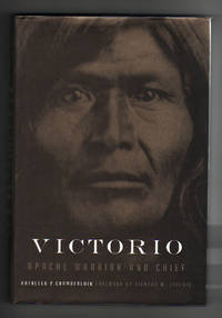 VICTORIO.  APACHE WARRIOR AND CHIEF