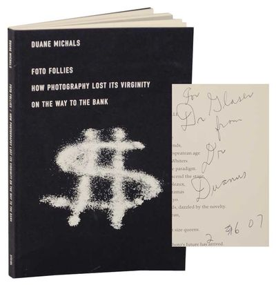 Gottingen: Steidl, 2007. First edition. Softcover. An amusing and telling collection of photographs ...