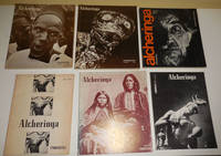 image of Alcheringa Ethnopoetics (Complete Set of 13 Magazines)