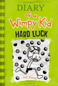 Diary of a Wimpy Kid: Hard Luck, Book 8 by Jeff Kinney - Hardcover - 2013-08-07 - from Books Express (SKU: 1419711326n)