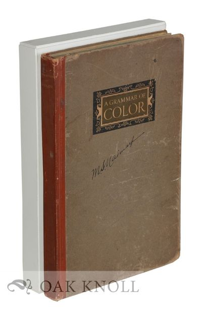 Mittineague: Strathmore Paper Company, 1921. cloth-backed boards, later cardboard slipcase. tall 4to...