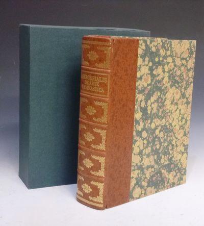 Likley, England: Scholar Press, 1978. Thick Small Quarto. Limited to 2800 copies. The present copy i...