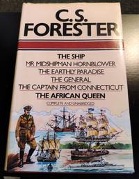 image of C.S. FORESTER COLLECTION inc HORNBLOWER_AFRICAN QUEEN