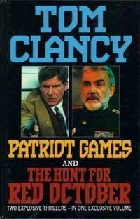image of Patriot Games and The Hunt for Red October