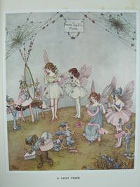 THE ENCHANTED FOREST. Deluxe Limited Edition by OUTHWAITE, Ida Rentoul and Grenbry Outhwaite - 1921