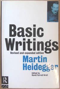 image of Basic Writings: Martin Heidegger