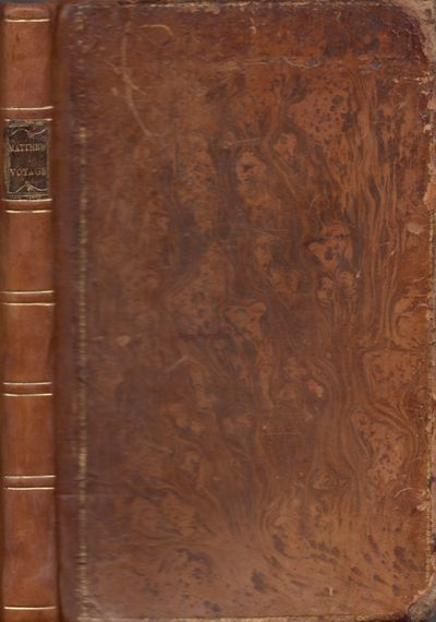 London: Printed for B. White and Son, 1788. First Edition. Leather bound. Good +. Octavo. , iv, 183 ...