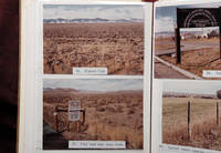 [Vernacular Photo Album of Bleak Wyoming]. Photographs on the Wind River Indian Reservation,...