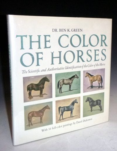 (Flagstaff, Arizona; 1974): Northland Press. First Edition. Quarto. 127pp. Ben K. Green's descriptio...