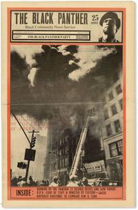 image of The Black Panther: Black Community News Service - Vol.IV, No.20 (April 18, 1970)