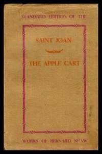 SAINT JOAN - with - THE APPLE CART