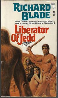 image of LIBERATOR OF JEDD (Richard Blade #5)