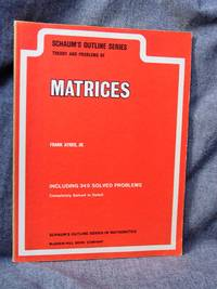 the mathematics of matrices a first book of matrix theory and linear algebra